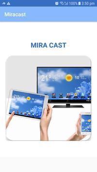 Miracast poster