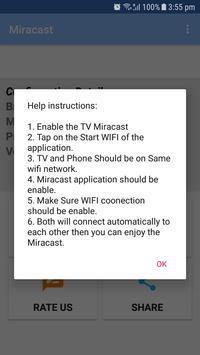 Miracast screenshot 2
