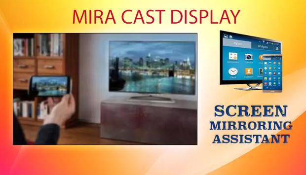 Miracast Display on TV - Video | tv cast screenshot 5