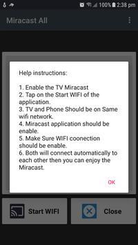 Miracast All screenshot 2