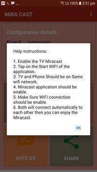 Miracast Display on TV - Video | tv cast screenshot 2