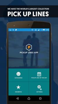 Pickup Lines App screenshot 1