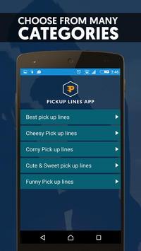 Pickup Lines App screenshot 3