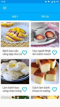 Công thức làm bánh screenshot 3