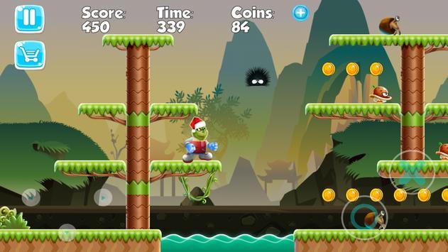 Grinch Run screenshot 2