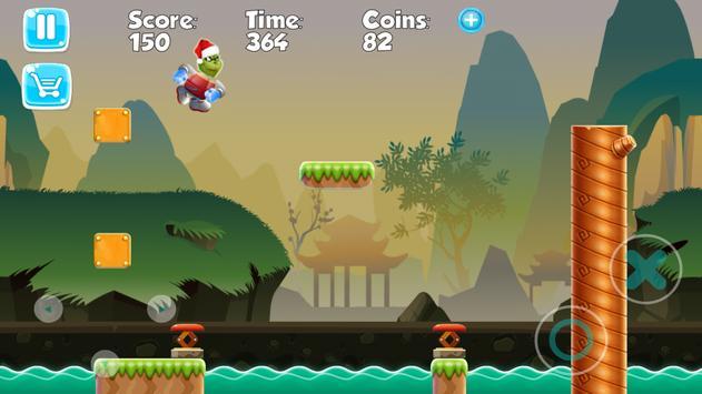 Grinch Run screenshot 4