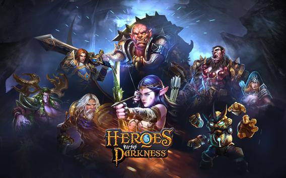 Heroes & Darkness Битва за Мир poster