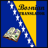 Bosnian English Translate icon