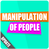 Manipulation of people  Psychology of people icon