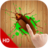 Cockroach Smasher: Free icon