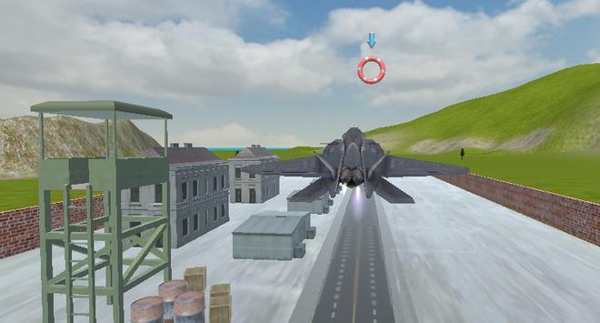 Jet Aircraft Stunt Simulator apk screenshot