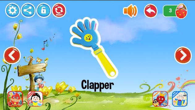 Musical Fun Learning Eggs screenshot 4