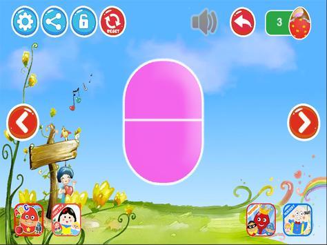 Musical Fun Learning Eggs screenshot 6