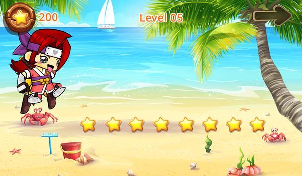 Jungle Run Princess apk screenshot