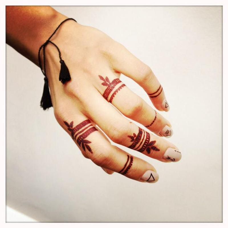 Girls Simple Mehndi Designs Wedding Henna Ideas For Android Apk