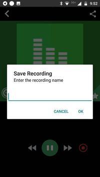 Fm 105 Pakistan Free Internet Radio App Recorder screenshot 3