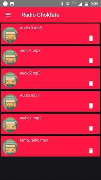 Fm 105 Pakistan Free Internet Radio App Recorder screenshot 4