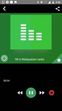 Qatar Malayalam Radio 98.6 Free Music Recordonline screenshot 1