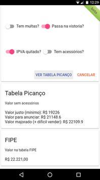 Tabela Picanço screenshot 5