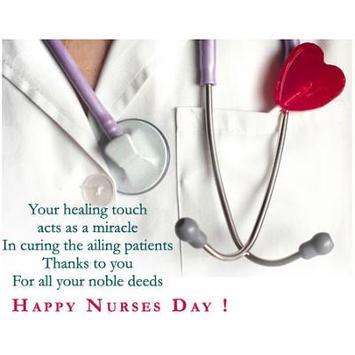 Happy nurse day quotes apk download free entertainment app for happy nurse day quotes poster m4hsunfo