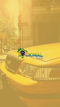 Nacional Táxi Pará Motorista poster