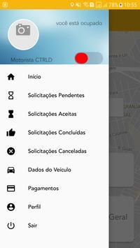 Nacional Táxi Pará Motorista screenshot 4