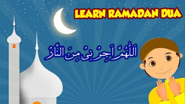 Ramadan Blessings for Kids screenshot 2