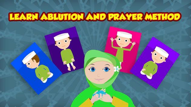 Ramadan Blessings for Kids screenshot 3