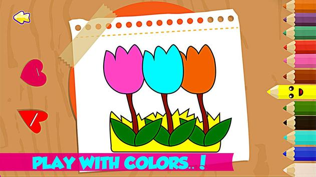 Kids Coloring Book Pages screenshot 2