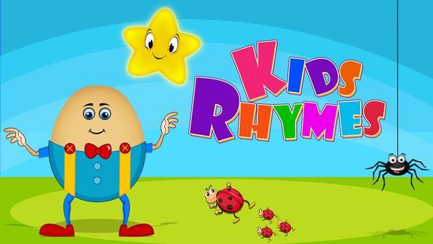 Kids Nursery Rhymes poster