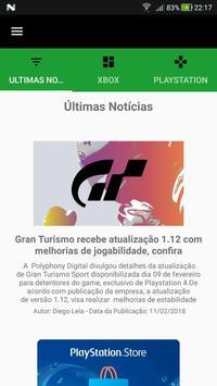 NewsPlay Notícias screenshot 2