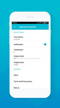 Appnext Assistant captura de pantalla 1
