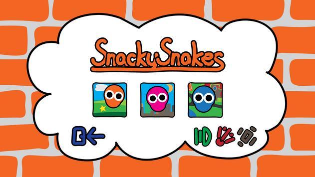 Snacky Snakes screenshot 1