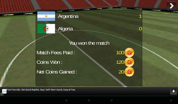 World Cup Soccer apk screenshot