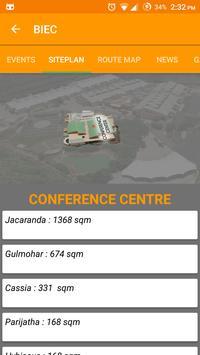 BIEC - Exhibition Centre apk screenshot