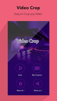 Video Crop poster