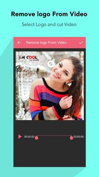 Remove Logo From Video apk screenshot
