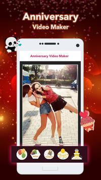 Anniversary Video Maker screenshot 3