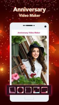 Anniversary Video Maker screenshot 1