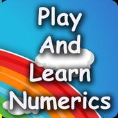 Play & Learn - Numeric icon