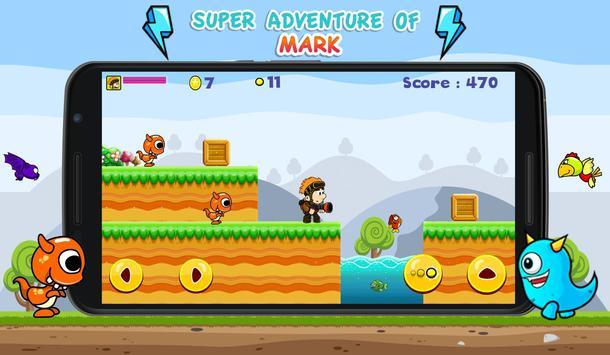 Super Adventures of Mark screenshot 3