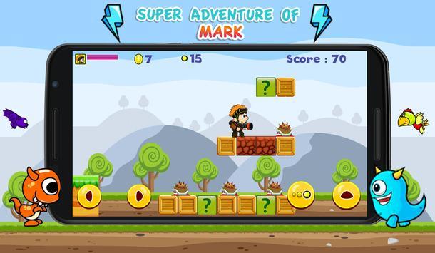 Super Adventures of Mark screenshot 4