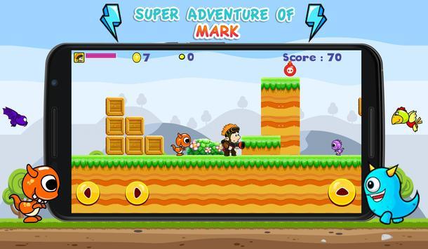 Super Adventures of Mark screenshot 5