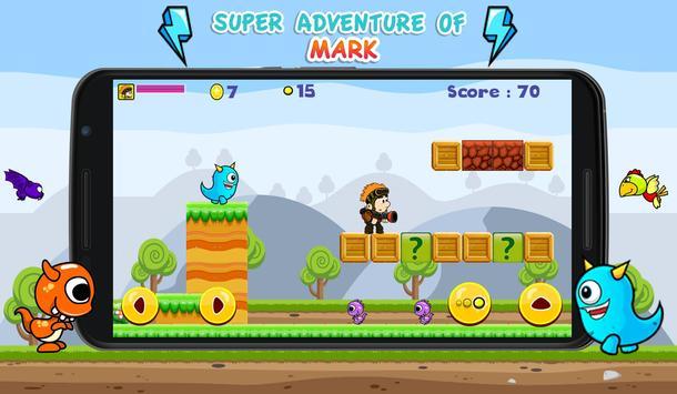 Super Adventures of Mark screenshot 6