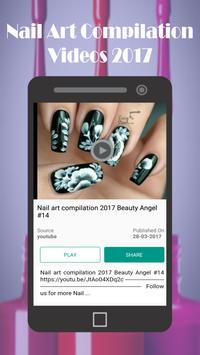 Nail Art 2017 screenshot 4