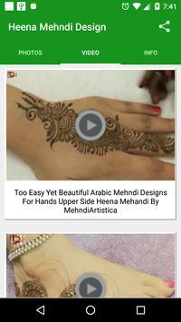 Best Henna Design apk screenshot