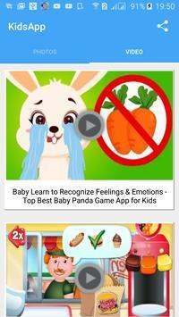 KidsApp apk screenshot