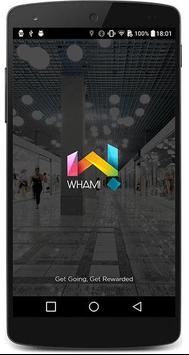 WHAM Food poster
