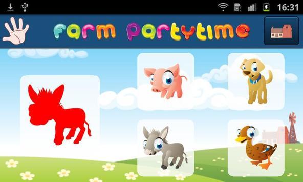 Farm Partytime poster