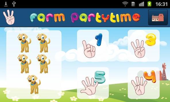 Farm Partytime apk screenshot